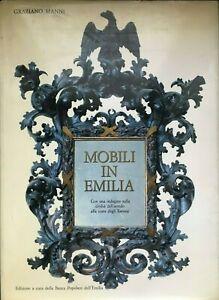 G. Manni, Mobili in Emilia. Con una indagine sulla civiltà dell'arredo alla cort
