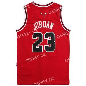 Michael-Jordan-23-Bulls-Basketball-Retro-Red-Swingman-Jersey