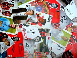 Cartes-Officielles-OGC-NICE-ogcn-signees-joueurs-foot-ultras-ISSA-NISSA