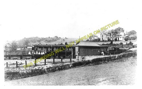 Drybrook Railway Station Photo Mitcheldean Road. 2 Nailbridge