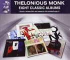 Eight Classic Albums by Thelonious Monk (CD, Oct-2010, 4 Discs, Real Gone Jazz)