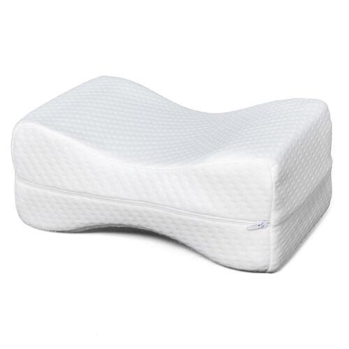 Large Comfort Pillow Memory Foam Knee Leg Spacer Lumbar Support