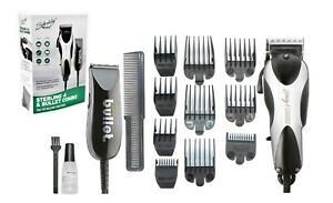 Wahl Professional Sterling 4 Clipper with Sterling Bullet Trimmer Combo #8474