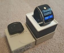 Samsung SM-R750A Galaxy Gear S Black Curved AT&T Smartwatch