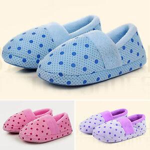 Unisex Women/Men Super Soft Indoor Home Shoes Winter Warm Anti Skid Slippers