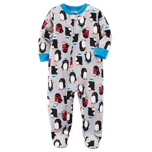 CARTERS Garçons Pyjama One Piece Footed Neuf avec étiquettes