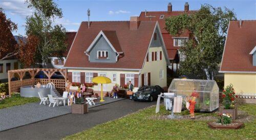 H0 Deko-Set Rund ums Haus Kibri 38100 Modellwelten Bausatz 1:87
