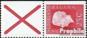 Netherlands S8x R Rechts Ungezähnt Mint Never Hinged Mnh 1969 Queen Juliane Choice Materials Stamps