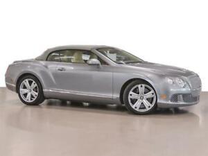 2012 Bentley Continental GTC Certifi Bentley Certified