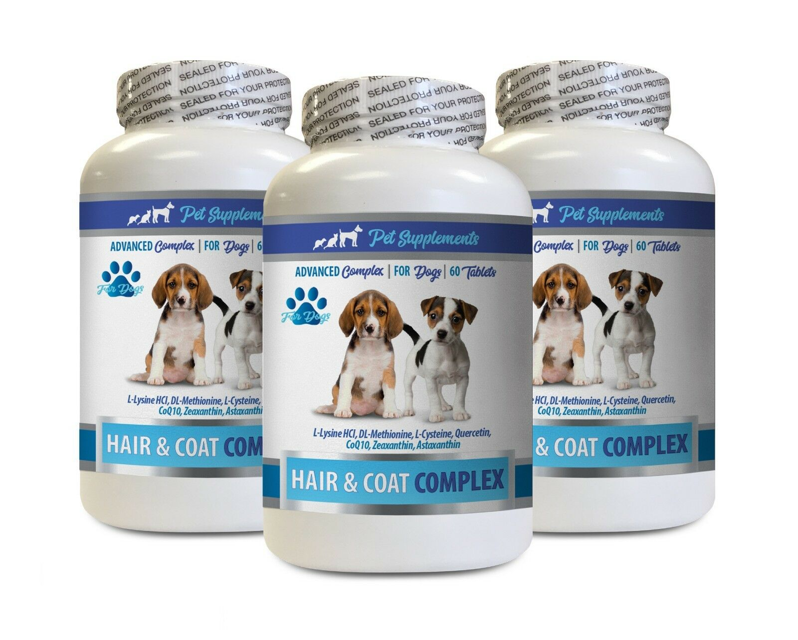 Healthy coat for dogs - DOGS HAIR AND COAT COMPLEX 3B - vitamin d for dogs