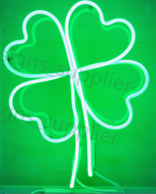 "New Hustle Acrylic Gift Light Lamp Bar Wall Room Decor 15/""x6/"""