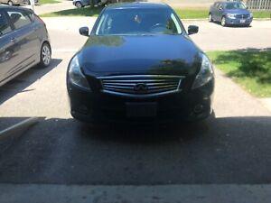 2011 Infiniti G25x Luxury