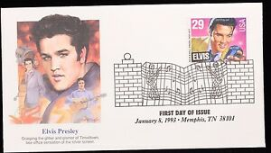 1993-First-Day-Issue-Elvis-Presley-Box-office-Sensation-Canceled-Cover