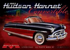 Moebius 1204 1:25th scale 1952 Hudson Hornet Convertible