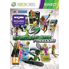 ELDORADODUJEU >>> SPORT ISLAND FREEDOM KINECT Pour XBOX 360 NEUF VF