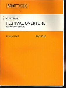 Colin-Hand-034-FESTIVAL-OUVERTURE-034-fuer-Blockfloeten-Ensemble