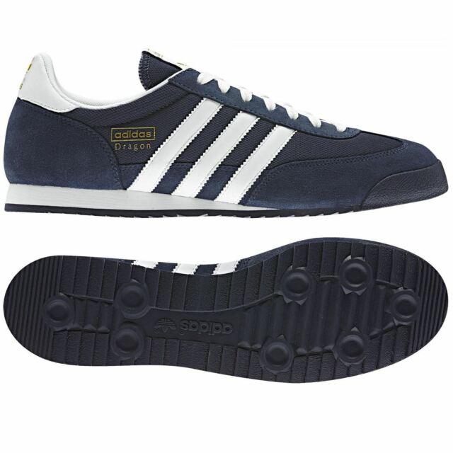 adidas ORIGINALS DRAGON TRAINERS BLUE
