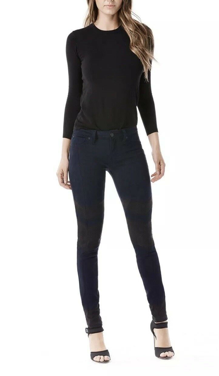 Level 99 Womens Janice ultra Skinny Size 26 color Ink