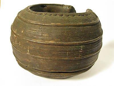 Afrika Hilfreich Alter Großer Reif Baule Old Big Bracelet Bronzes Baoule Afrozip