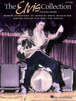 The Elvis Collection Sheet Music Easy Piano 000306233