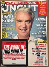 Uncut David Byrne Free CD New York Albums BB King Monkees Aug 2015 FREE SHIPPING
