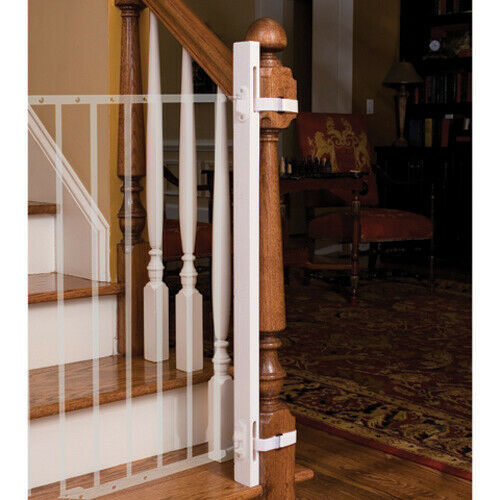 """Gate NOT Included EZ-Fit 36/"""" Baby Pet Safety Gate Adapter 8F"""