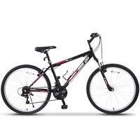 Orkan 18-Speed 26'' Mountain Bike (Black)