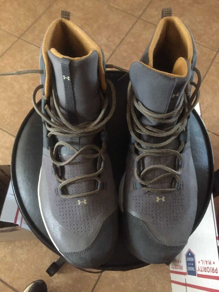 UNDER ARMOUR HIKING MORAINE HIKING ARMOUR BOOTS SIZE 13 NEW No Box 1268864-008 2cc1e7