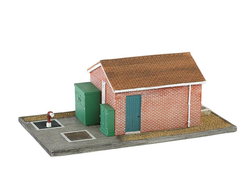 HO Scale Bachmann 35109  Pump Station