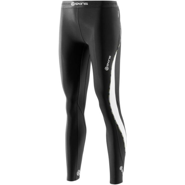 Black Skins DNAmic Womens Compression Long Tights Free AUS Delivery!