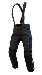 Armr-Moto-Tottori-Evo-Impermeable-Pantalon-Moto-Hiver-Noir-Pantalon-Adventure