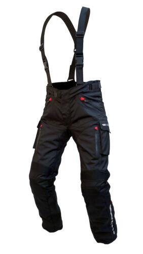 Moto Imperméable Pantalon D'hiver Aventure Evo Noir Pantalon Tottori Moto Armr De wpXUqfHOR