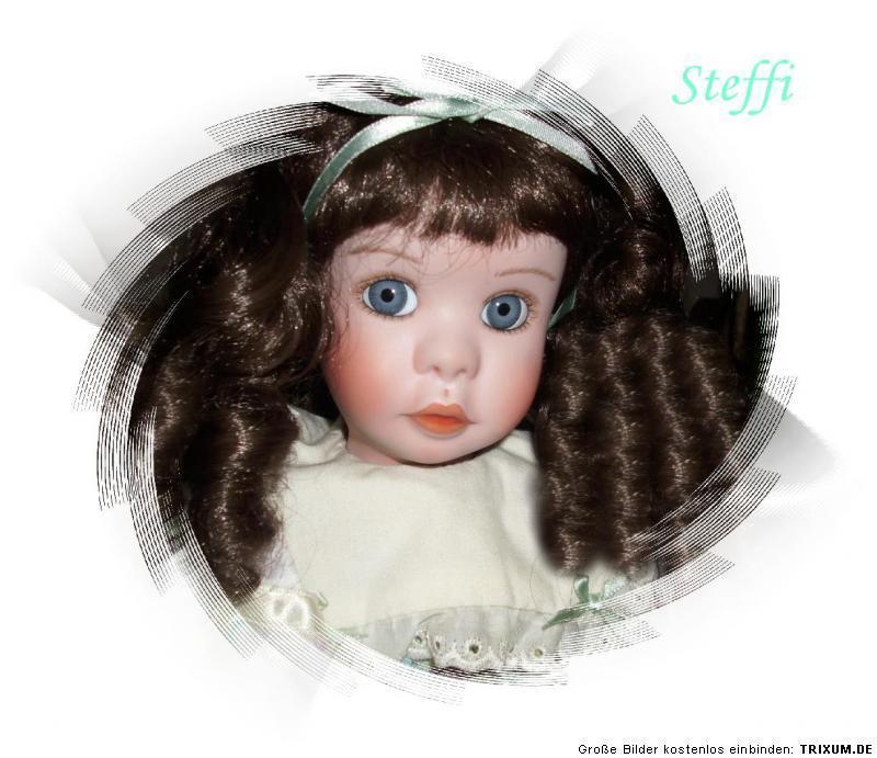 Steffi u.ihre Schmusedecke von Jan Goodyear - NEUWERTIG  - so niedlich