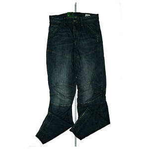 G-Star-5620-3D-Loose-Men-039-s-Jeans-Pants-Rugby-Wash-31-34-W31-L34-Blue-New-GS12