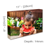 thumbnail 14 - Custom-Canvas-Print-Your-Photo-on-Personalised-Canvas-Large-Box-Ready-to-Hang
