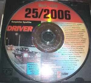 Computer Bild - DVD 25/2006 - Driver (Computer Bild-Edition 25/2006) - <span itemprop='availableAtOrFrom'>Bremen, Deutschland</span> - Computer Bild - DVD 25/2006 - Driver (Computer Bild-Edition 25/2006) - Bremen, Deutschland