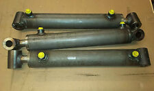 DW Hydraulikzylinder Hubzylinder ca 56 - 86cm gesamtl. u ca. 30cm HUB 60/30/300