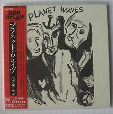 BOB DYLAN - Planet Waves JAPAN MINI LP CD NEU MHCP-376