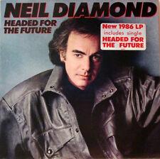 NEIL DIAMOND headed future 1986 vinyle 33T variete NEUF vinyl lp long player