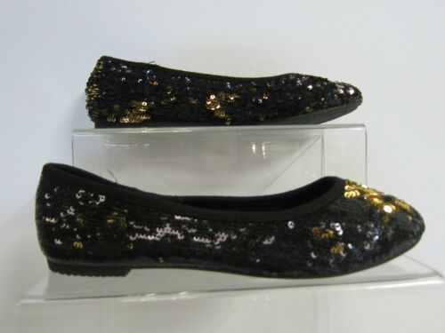 GIRLS SHOES WITH SEQUINS IN 4 COLS H2186
