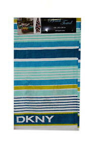 Extra Large Beach Towels.Details About Dkny Extra Large Beach Towel 180 X 100cm