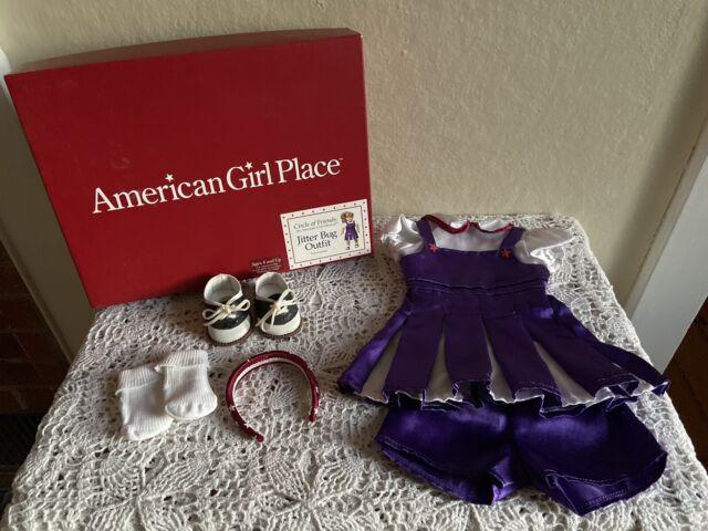 Party Favor! American Girl Circle Of Smiles Hallmark collectible necklace 2003