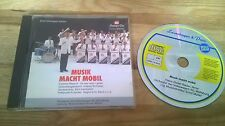 CD VA  Orchester VW AG Ernst Müller - Musik macht mobil (13 Song) L&P  Leuenhagn