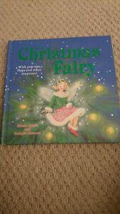 The Christmas Fairy by Nicola Baxter Beverlie Manson Hardback 2006 - Huddersfield, United Kingdom - The Christmas Fairy by Nicola Baxter Beverlie Manson Hardback 2006 - Huddersfield, United Kingdom