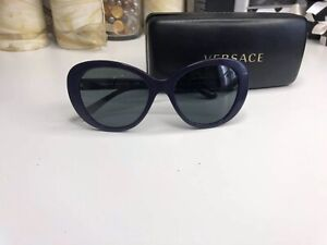 6457ebb9c6531 Image is loading Versace-VE4273 -506487-Polished-Violet-Purple-Gradient-Women-