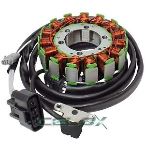 Magneto Stator Ignition Coil Yamaha 28P-81410-00-00 3B4-81410-00-00 28P-81410-01-00 Generator Stator For Yamaha ATV YFM 550 700 Grizzly 2007-2015