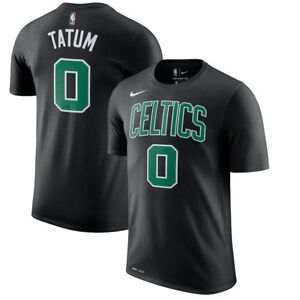 20f0797e5 Nike 2018-19 Boston Celtics Jayson Tatum Player Name   Number Dri ...
