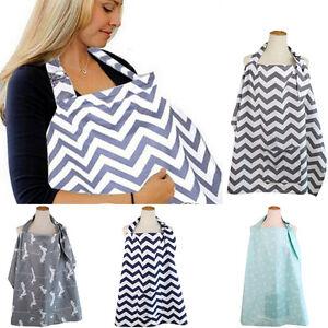 mum breastfeeding nursing cover up baby apron shawl udder blanket