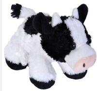 7 Inch Hug Ems Cow Plush Stuffed Animal by Wild Republic