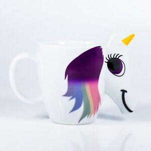 unicorn ceramic color changing mug original 3d heat. Black Bedroom Furniture Sets. Home Design Ideas
